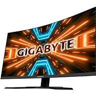 "31.5"" GIGABYTE G32QC - LCD monitor"