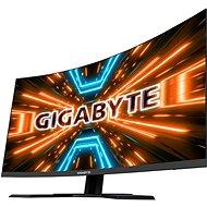 """31.5"""" GIGABYTE G32QC A - LCD monitor"""