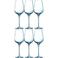 CHEF & SOMMELIER Sklenice na víno 450ml 6ks SUBLYM - Sada sklenic