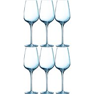 CHEF & SOMMELIER Sklenice na víno 450ml 6ks SUBLYM - Sklenice na víno