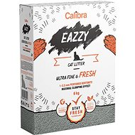 Calibra EAZZY Cat podestýlka Ultra Fine & Fresh 6kg - Stelivo pro kočky