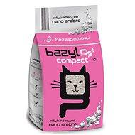 Bazyl Ag+ Compact Bentonite 10L - Cat Litter