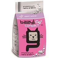 Bazyl Ag+ Compact Bentonite Lavender 10L - Cat Litter
