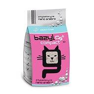 Bazyl Ag+ Compact Bentonite Fresh 10L - Cat Litter