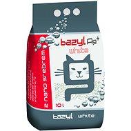 Bazyl Ag+ Compact Bentonite White 10L - Cat Litter