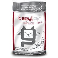 Bazyl Ag+ Compact Bentonite White 20L - Cat Litter