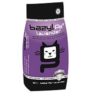 Bazyl Ag+ Standard Bentonite Lavender 10L - Cat Litter