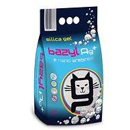 Basil Ag+ Silica Gel 5L - Cat Litter