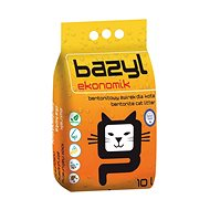 Bazyl Economic Betonite 10L - Cat Litter
