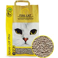 FINE CAT Nature cat litter 8kg - Stelivo pro kočky