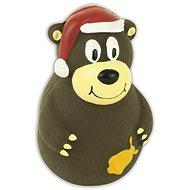 Akinu hračka pro psa christmas bear 12cm - Hračka pro psy