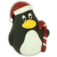 Akinu Dog Toy Christmas Penguin 12cm - Dog Toy