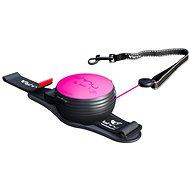 Lishinu3 Neon Pink - Vodítko pro psa