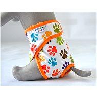 GaGa's Nappies Panties for Dogs, Paws - Protective Dog Pants