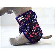 GaGa's pleny Kalhotky pro psy Motýl M - Hárací kalhotky