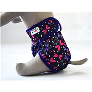 GaGa's Nappies Panties for Dogs, Butterfly - Protective Dog Pants