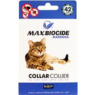 Max Biocide Collar Cat 42 cm