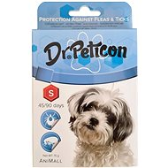 DR. Peticon Collar against Ticks and Fleas for Small Dogs 43cm