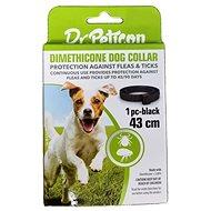 DR.Peticon obojek proti klíšťatům a blechám pro malé psy 43 cm