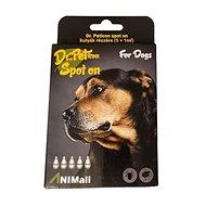 DR.Peticon Pipeta proti klíšťatům a blechám pro malé psy 5 × 1 ml