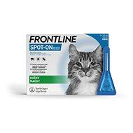 Frontline spot-on cat 3 × 0,5 ml - Antiparazitní pipeta