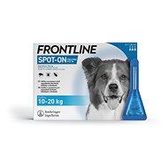 Frontline spot-on dog M 3 × 1,34 ml