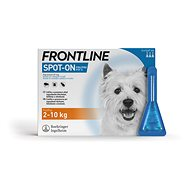 Frontline spot-on dog S 3 × 0,67 ml