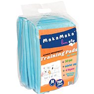 Makamaka Super Absorbent Training Pads for Pets M - 40 x 60cm - Absorbent pad