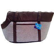 Petproducts Přepravní taška hnědá 45 × 29 cm - Taška na psy a kočky