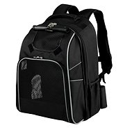 Trixie William Black 33 × 43 × 29cm - Dog Carrier Backpack