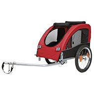 Trixie Bicycle Cart 45 × 48 × 74cm up to 30kg - Bike Trolley