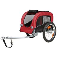 Trixie Bicycle Cart 38 × 37 × 58cm up to 20kg - Bike Trolley
