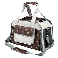 Trixie Libby šedá 25 × 27 × 42 cm - Taška na psa