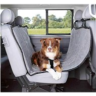 Trixie Car Cover for Rear Seats Fleece/Polyester 130 × 150cm - Dog Car Seat Cover