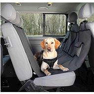 Trixie Car Seat Cover for Rear Seats with Pockets 140 × 145cm - Dog Car Seat Cover