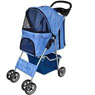 Shumee Trolley for Dog Blue 37 × 80 × 99cm - Bike Trolley