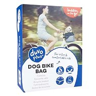 DUVO+ Bicycle Basket 34 × 26 × 26cm - Dog Carriers
