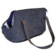 Cobbys Pet Taška textilní Jeans 40 × 22 cm - Taška na psa