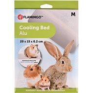 Flamingo Aluminium Cooling Pad for Rodents M 20 × 15 × 0.2cm - Cooling Pad for Rodents