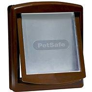 PetSafe Dvířka Staywell 755 Originál hnědá, velikost M - Dvířka pro psy