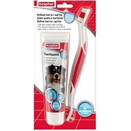 Beaphar Toothpaste + Toothbrush Combi-pack - Dental Hygiene Set