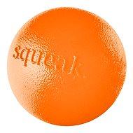 Orbee-Tuff Ball Squeak pískací 8 cm oranžový