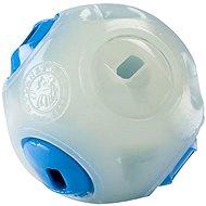Orbee-Tuff Glow Whistle Ball fosforový svištící 6 cm