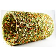 Ham Stake HL Herb Tunnel with Vegetables 14 × 25cm - Dietary Supplement for Rodents