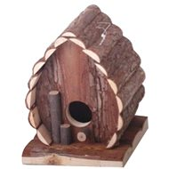 Huhubamboo Cottage Natural Heart - House for Rodents