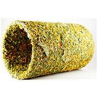 Ham Stake HL bylinkový tunel s meduňkou 21 × 32 cm - Doplněk stravy pro hlodavce