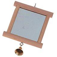 Karlie Zrcadlo se zvonečkem 13 × 10 cm