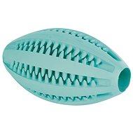 Trixie DentaFun Rugby míč s mátou 11 cm - Hračka pro psy