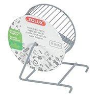 Zolux Kolotoč kovový 11 cm šedý - Kolotoč pro hlodavce