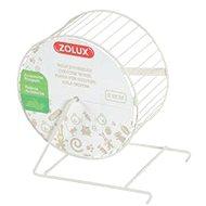 Zolux Kolotoč kovový 14 cm béžový